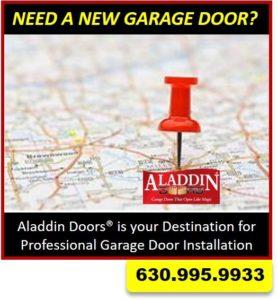 new garage door destination map