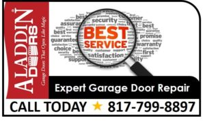 emergency service and 24/7 garage door repair